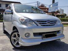 2007 Toyota Avanza 1.3 (A) FULL BODYKITS