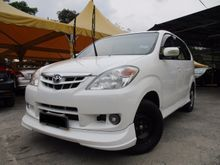 2010 Toyota Avanza 1.3 (M) ORIGINAL YEAR MAKE - CALL FOR CONFIRM - JUST DRIVE AND NO REPAIR