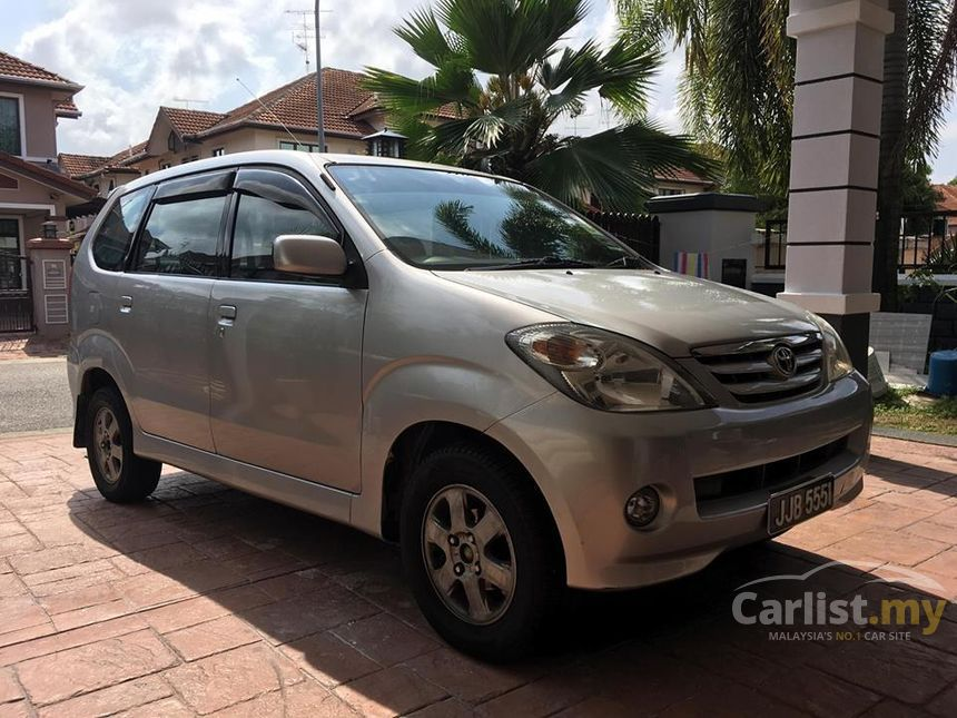 Search 211 Toyota Avanza Cars for Sale in Johor Malaysia  Carlistmy
