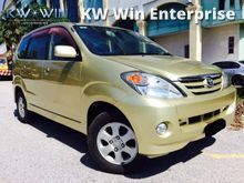 2006 Toyota Avanza 1.3 (A) Top Condition Like New