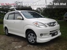 Toyota Avanza 1.3 VVT-i (M) Excellent Facelift LikeNEW