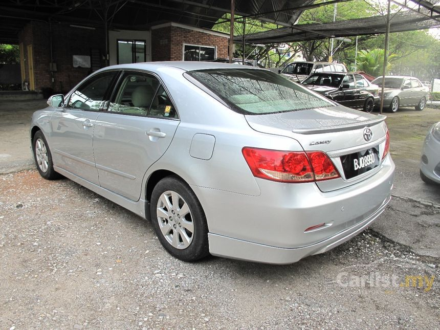 toyota camry 2008 e 2 0 in kuala lumpur automatic sedan. Black Bedroom Furniture Sets. Home Design Ideas