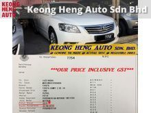(ACTUAL YR MADE 2O1O)(GST INLCU)(FACELIFT)(1 OWNER)(VERY TIPTOP)(LIKE NEW)(LOW MILE)(KL CHERAS AREA) TOYOTA CAMRY 2.0 E 2.0E FL