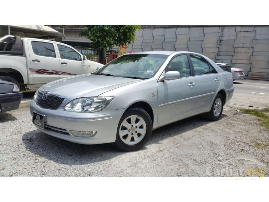 toyota camry 2005 e 2 0 in selangor automatic sedan silver. Black Bedroom Furniture Sets. Home Design Ideas