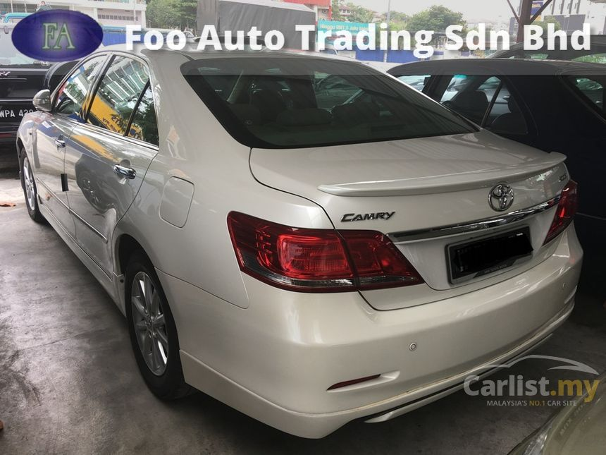 toyota camry 2011 g 2 0 in kuala lumpur automatic sedan white for rm 74 800 3558511. Black Bedroom Furniture Sets. Home Design Ideas