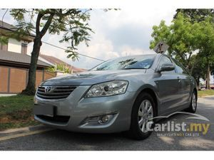 Search 1868 Toyota Camry Used Cars for Sale in Malaysia  Carlistmy