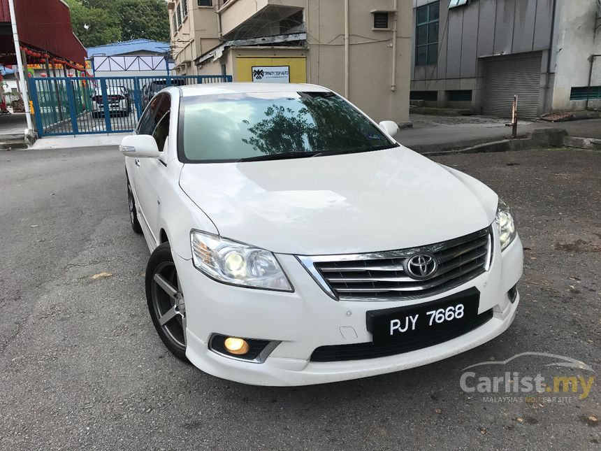 toyota camry 2010 g 2 0 in selangor automatic sedan white for rm 72 500 3643503. Black Bedroom Furniture Sets. Home Design Ideas
