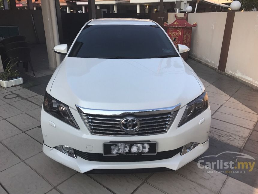 toyota camry 2015 g 2 0 in selangor automatic sedan white for rm 110 888 3854527. Black Bedroom Furniture Sets. Home Design Ideas