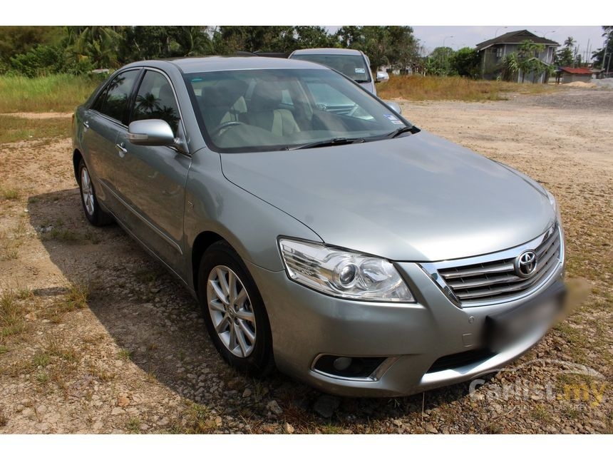 toyota camry 2011 g 2 0 in penang automatic sedan grey for rm 78 800 3593667. Black Bedroom Furniture Sets. Home Design Ideas