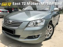 2008 Toyota Camry 2.4 V FULL SPEC ORI LOW MILEAGE CAR KING CONDITION LIKE NEW