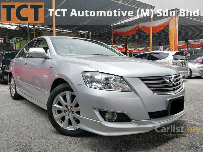toyota camry 2006 v 2 4 in selangor automatic sedan silver for rm 45 800 3598912. Black Bedroom Furniture Sets. Home Design Ideas
