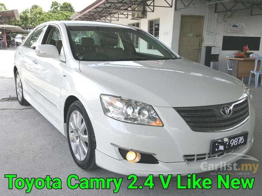 2009 Toyota Camry V Sedan