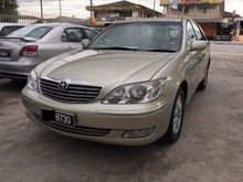 2004 Toyota Camry 2.4 (A) ACCIDENT FREE