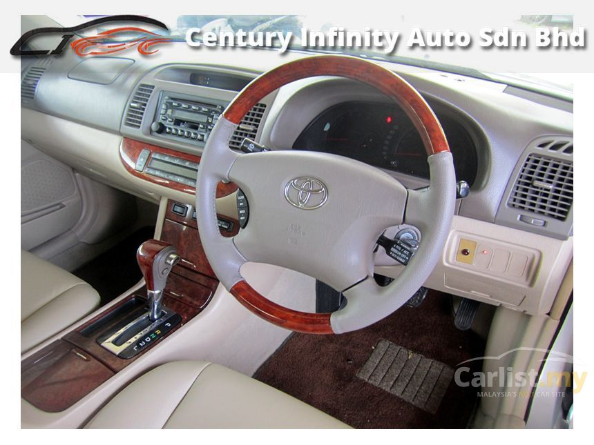 toyota camry 2002 v 2 4 in kuala lumpur automatic sedan silver for rm 24 800 3683237. Black Bedroom Furniture Sets. Home Design Ideas