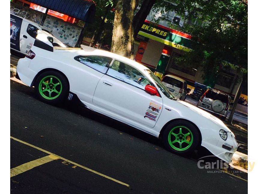 Toyota Celica 1996 2 0 In Selangor Manual Coupe White For Rm 35 000