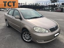 2005 Toyota Corolla Altis 1.8(A)G-SPEC GOOD CONDITION LOW MILEAGE POWER SEAT MODEL