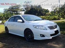 Toyota Corolla Altis 1.8 G VVT-i TRD Sportivo TipTOP LikeNEW