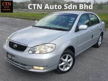 2003 Toyota Corolla Altis 1.8 G Sedan CAR KING LIKE NEW CONDITIONS MUST VIEW