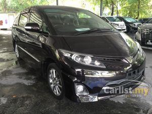 Search 1 Toyota Estima Used Cars for Sale in Malaysia  Carlistmy