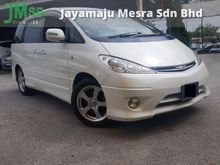 2003 Toyota Estima 2.4 Aeras, 7 Seartes, NEW FACELIFT, NEW LIGHT, NEW BUMPER, CAN LOAN HIGH LOAN, CAR KING