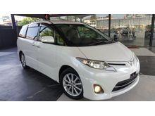 2012 Toyota Estima 2.4 AERAS G KEYLESS UNREG