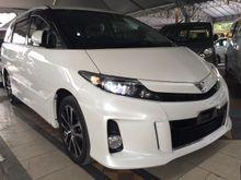 -2013 -Estima -New Facelift -White Colour -High Grade Car -Low Mileage