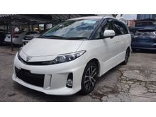 2014 Toyota Estima 2.4 Aeras 7 Seater Unregister for sale.
