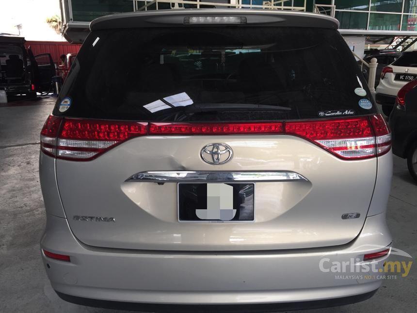 2007 Toyota Estima Aeras MPV