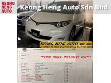 (ACTUAL YR MADE 2OO8)(GST INCLU)(2 P-DOOR 7 SEATER)(NICE NUM 2288)(REG 2O11)(TIPTOP)(LIKE NEW)(LOW MILE)(MANY CHOICES) TOYOTA ESTIMA 2.4 AERAS-G MPV
