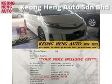 (ACTUAL YR MADE 2O14)(GST INCLU)(NEW FACELIFT)(LOW MILE ONLY DONE 7K)(NICE NUM 118)(1 OWNER)(REG 2O16)(LIKE NEW) TOYOTA ESTIMA 2.4 AERAS-G MPV ACR50