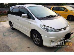 Search 2 Toyota Estima Used Cars for Sale in Melaka Malaysia