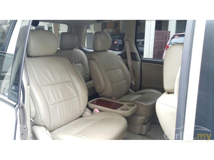 2004 Toyota Estima G MPV
