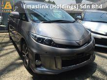 2013 Toyota Estima 2.4 Facelift Unregister