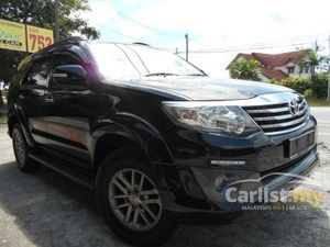 Toyota Fortuner 2.7V (A) TRD SPOTIVO FULL LEATHER SEAT