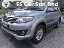 Toyota Fortuner 2.7 (A)CAR KING CONDITION  V TRD SPORTIVO SUPER Clean Tidy Interior