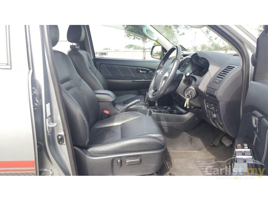 2015 Toyota Fortuner V TRD Sportivo SUV