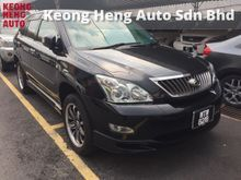 2007 Toyota Harrier 2.4 (A) Registered 2010