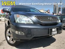 2005 Toyota Harrier 2.4 240G SUV (A) PREMIUM L LEATHER SEAT SUNROOF TIP TOP MONTHLY 890