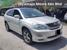 2003 Toyota Harrier 2.4 240G SUV, LOW KM, VERY HIGH SPEC, LEATHER, PANAROMIC, 18 INC SPORT RIMS