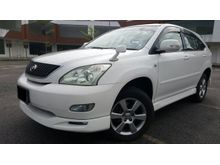 2006 Toyota Harrier 2.4 240G - 0 DOWN PAYMENT - FULL LOAN - FULL SPEC - JUST DRIVE AND NO REPAIR