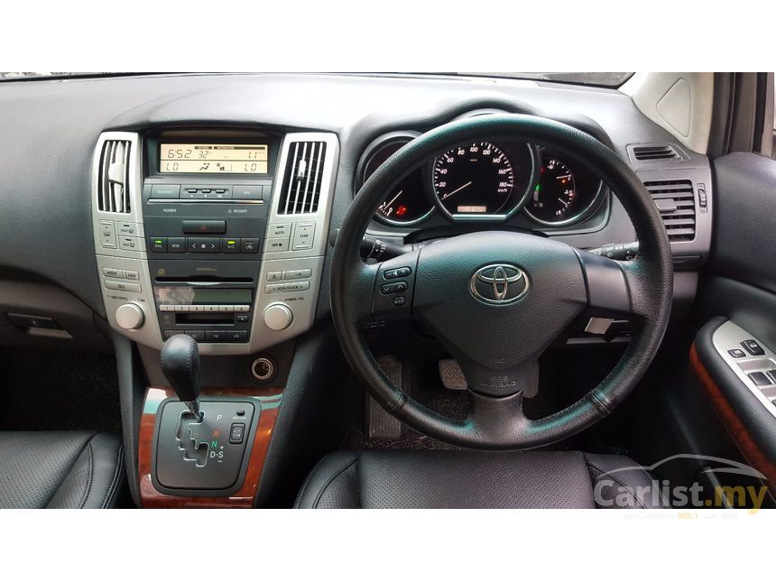 Toyota Harrier 2005 300g 3 0 In Kuala Lumpur Automatic Suv Silver For Rm 56 800 3737749