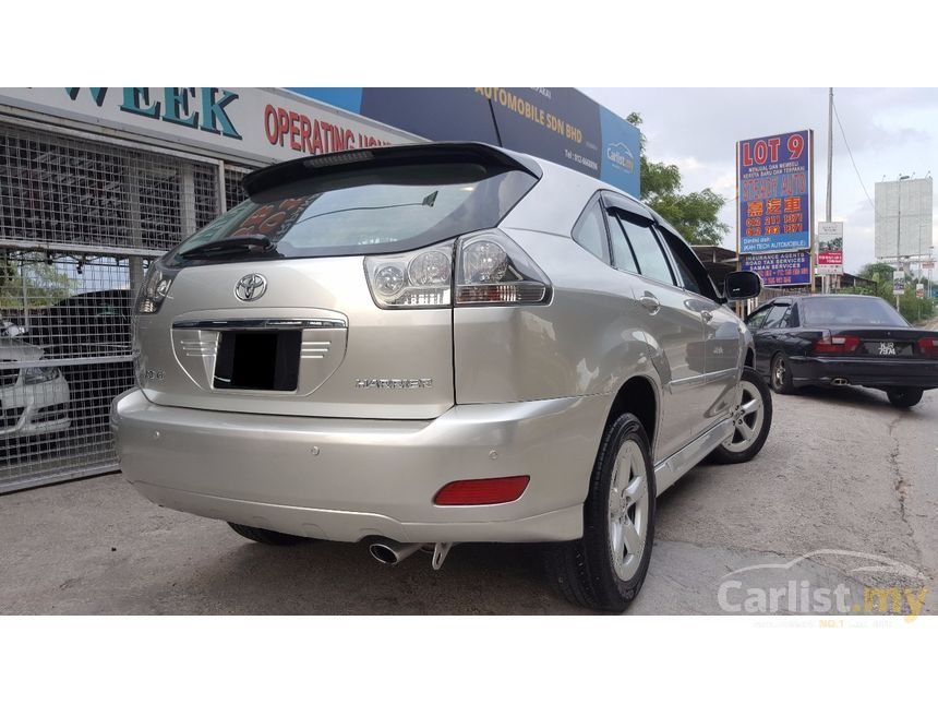 Toyota Harrier 2005 300g 3 0 In Kuala Lumpur Automatic Suv