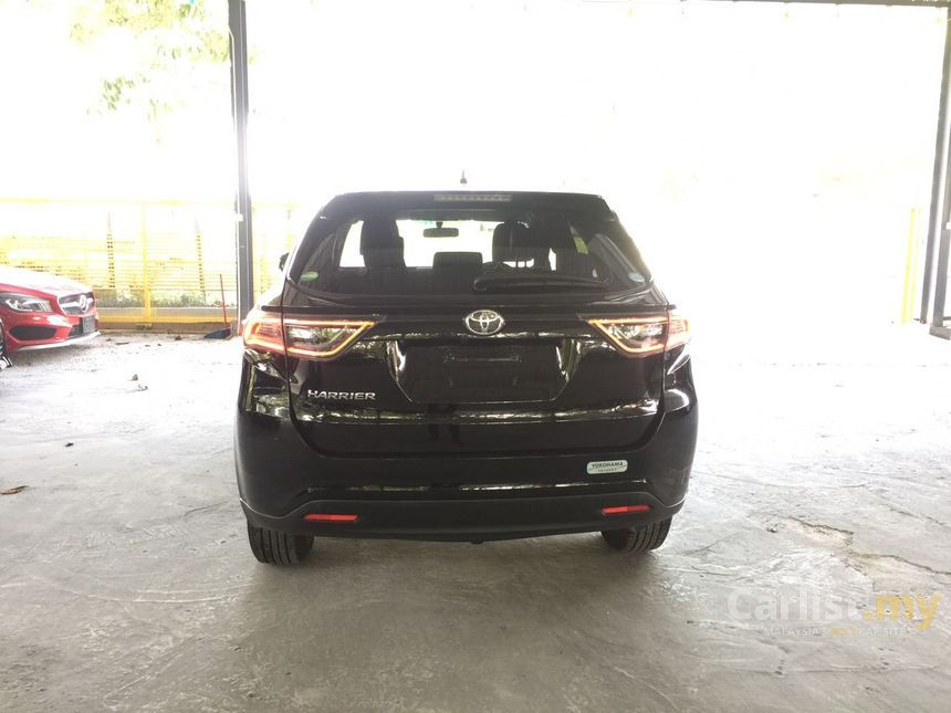 Toyota Harrier 2015 2 0 In Penang Automatic Suv Black For