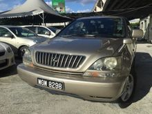 1998 Toyota Harrier 3.0 SUV V6 PREMIUM SPEC LEATHER SEAT SUNROOF TIPTOP CONDITION