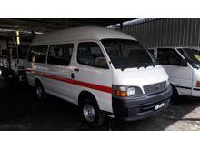2004 Toyota Hiace 2.0 Van