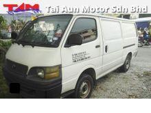2005 Toyota Hiace Van 3.0 (M) Diesel Tip Top Condition IMP