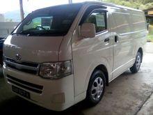 2012 Toyota Hiace 2.5 Van (M)