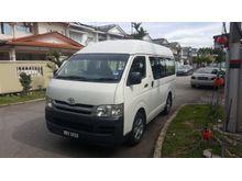 2008 Toyota Hiace 2.5 Van