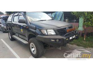 Mco below market sales Toyota Hilux 2.5 Pickup 4x4 carnival sales promotions