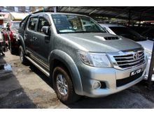 2013 Toyota Hilux 2.5 G (A)